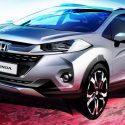 Honda WR-V zadebiutuje za kilka dni