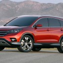Honda CR-V najchętniej wybieranym SUV-em